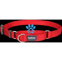 Collar Red Dingo Martingale