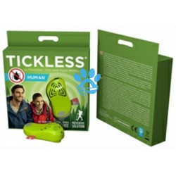 Tickless Tick and Flea...