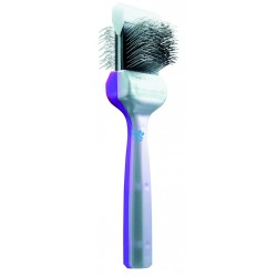 Activet brush Silver Purple